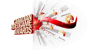 Canadiian Video Game Awards Banner