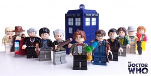 Dr. Who Lego
