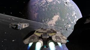 Infinity: Battlescape Screen Shot