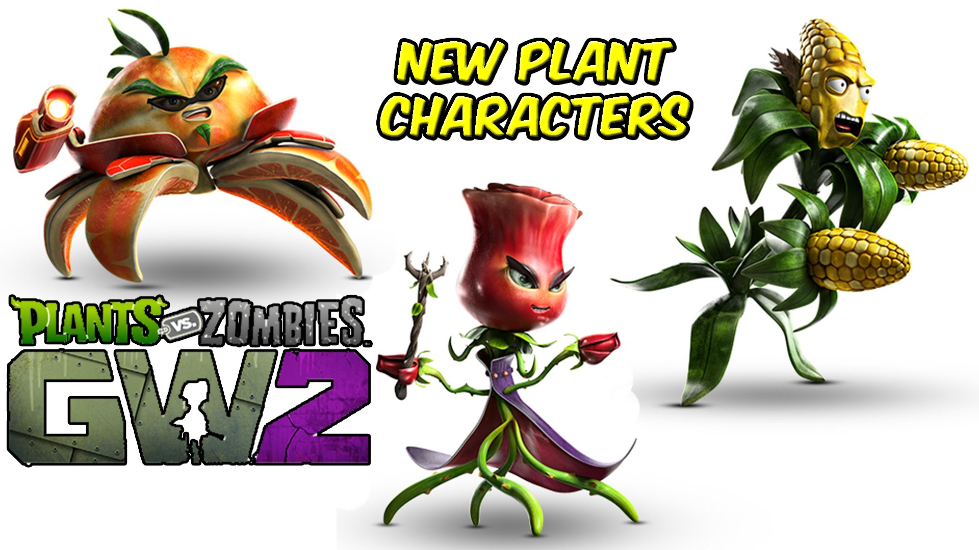 New Characters
