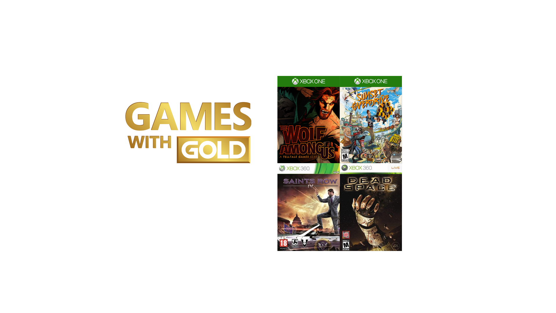 Xbox One Free Games – Early April Edition