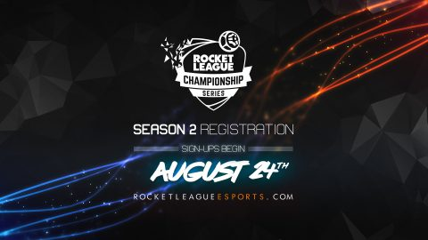 RLCS Season 2 Promo