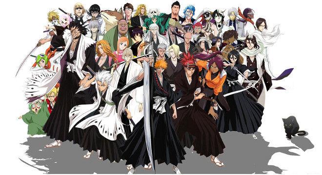 RadioPress Reads – Manga – The End of an Era, Bleach finale