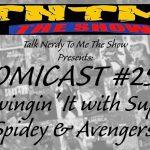TNTM Comicast #250
