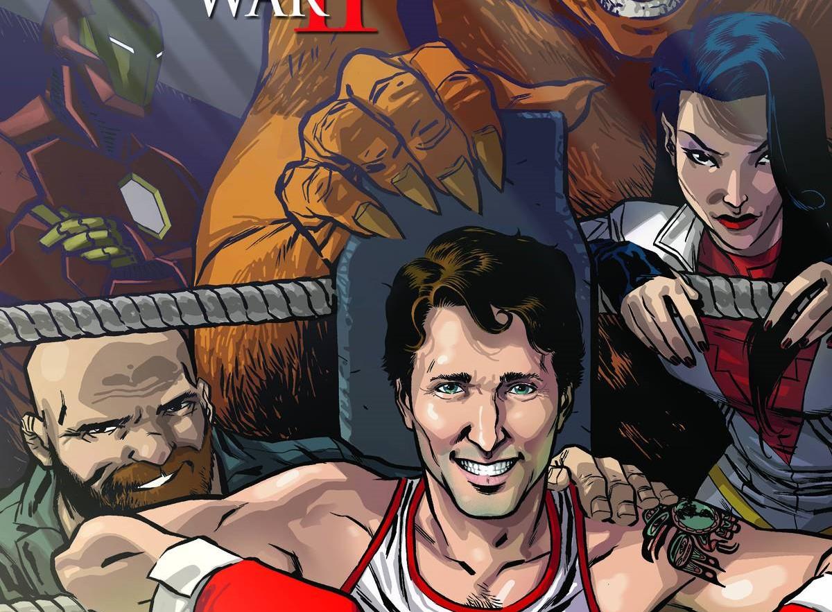RadioPress Reads – Comics – You never go full Supervillain!