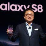 Samsung Galaxy S8(+)